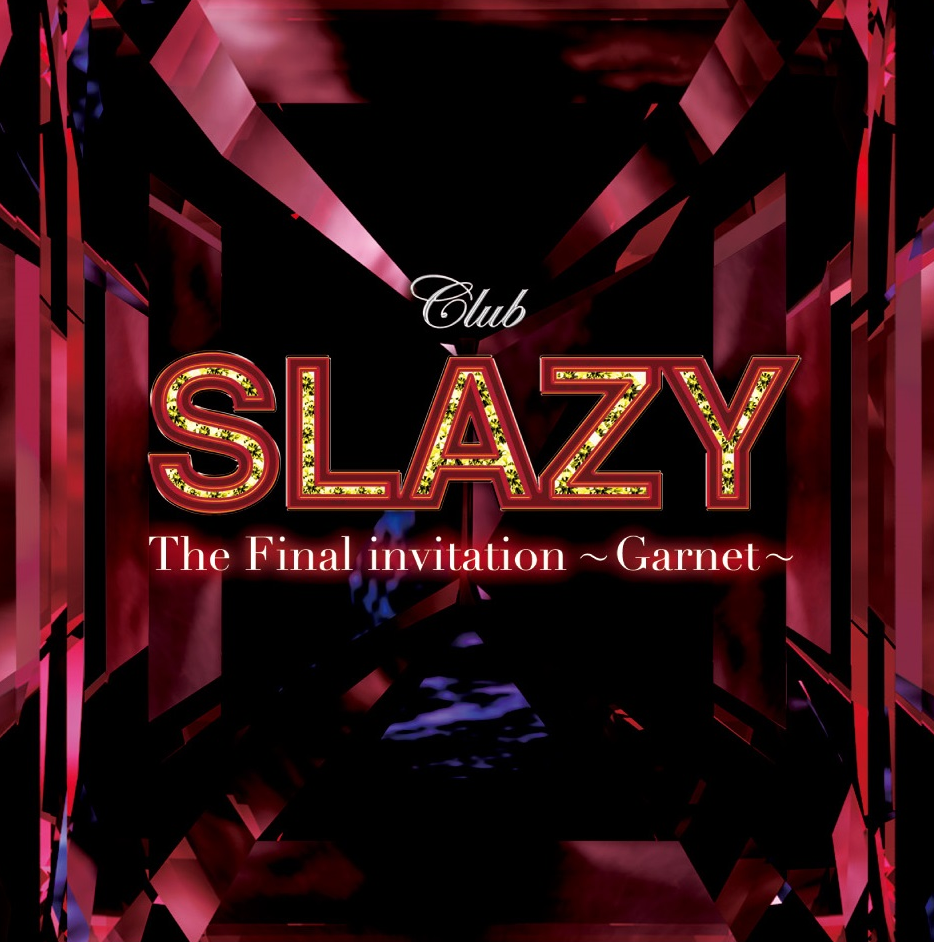 clie town club slazy the final invitation garnet cd